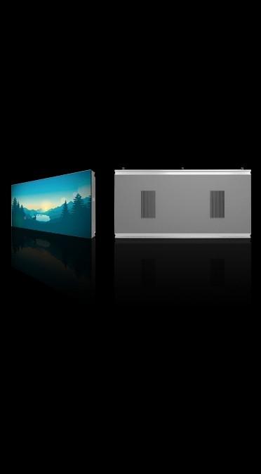 GOT-LEDSIGN-FRONT SERVICE 4.21x6.40(1280x640) Aluminum